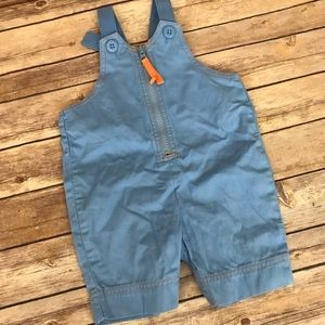 Hanna Andersson Overalls Size 60 3-6M